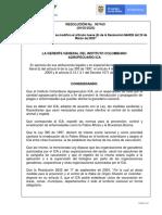 Resolucion 067450 Del 09 de Mayo 2020