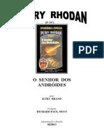 P-247 - O Senhor dos Andróides - H. G. Ewers.doc