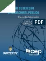 Libro Manual de derecho Internacional