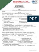 FP LECTURE MIDTERM EXAM SEC.SEM.2020