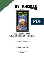 P-256 - No Reino dos Guardiões do Centro - Clark Darlton.doc