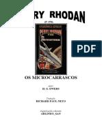 P-258- Os Microcarrascos - H. G. Ewers