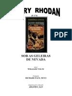 P-273 - Sob as Geleiras de Nevada - William Voltz