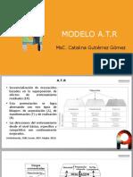 Desarrollo del Modelo A.T.R (3)