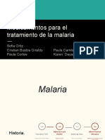 Medicamentos-malaria
