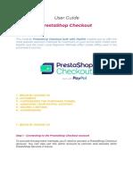 PrestaShop Checkout