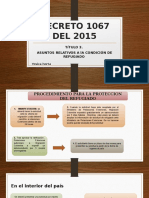DECRETO 1067 DEL 2015