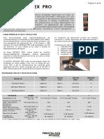 p04 Ft 100 in Manto Metalex Pro Es 1