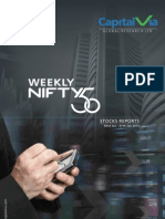 Nifty 50 Reports Fro the Week (3rd - 7th January - 2011)