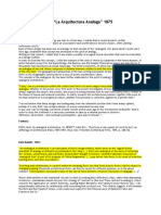 "Aldo Rossi publica ""La Arquitectura Análoga"".pdf"