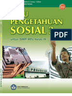 SMP/MTs Kelas 9 - Ilmu Pengetahuan Sosial