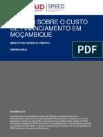 2014-SPEED-Report-030-Custo-do-Financiamento-em-Mocambique-PT