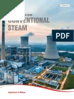 conventional steam