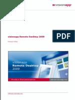 VRD2009 Release Notes En