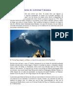 Estados de Actividad Volcánica