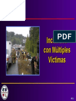 Capítulo 43 - Incidentes con Múltiples Víctimas 3 de 5