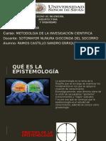 M.I.C (EPISTEMOLOGÍA)