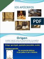 LIBROS APÓCRIFOS 2