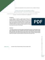 Proceso de conversión de residuos plásticos en combustible