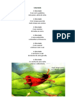 Poema Liberdade
