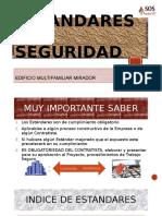 ESTANDARES DE SEGURIDAD