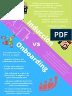 Inducción vs onboarding