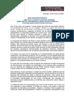 Declaración Publica Campaña Destitución Mario Rozas (1)