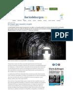 El Túnel que murió y mató_ diariodeburgos.es