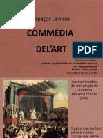 COMMEDIA DEL'ART