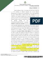 CNCCC Sala T GRUDINA libertad asistida corona virus Morin Dias