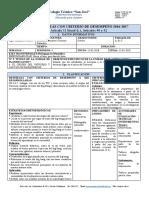 Plan de DCD de ciencias naturales 8vosA,B,C y 10mo C