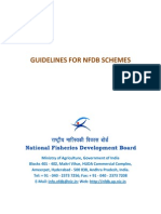 NFDB Guidelines