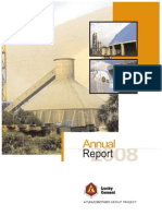 Annual Account 2008