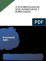 TECNICAS ESTOMATOLOGICAS EN CUERPOS PUTREFCATOS Y MOMIFICADOS