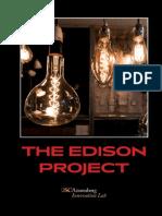 Edison-Project-Book