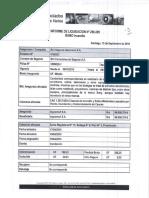 Informe liquidacion Ingesmart 2