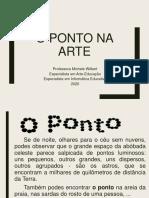 O PONTO