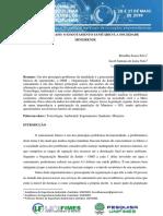 HISTÓRICO DE SANEAMENTO