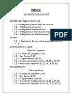 INDICE DE CALCULO