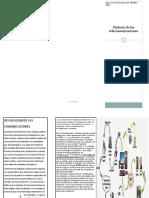 Folleto tríptico empresarial (diseño cívico)