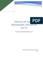 Planeación Actividad Tecnología e Informática Aulas Virtuales1