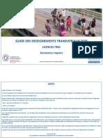 Guide Des Enseignements Transversaux 2020