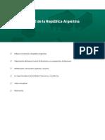 2 El Banco Central de la República Argentina