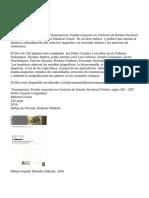"""Nuevo Libro_ """"Zuamgenolu_ Pueblo mapuche en Contexto de Estado Nacional Chileno, siglos XIX – XXI"""" compilado por Pedro Canales."""