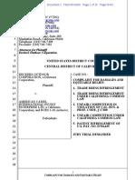 Deckers v. American Camel - Complaint