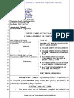 Deckers v. Lucy Avenue - Complaint