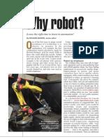 Auto Weld Robot