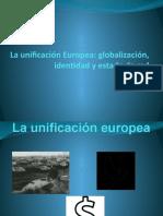 La unificación Europea