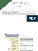 Estudios Sociales Guia N°3 Valdivia y La Conquista