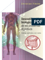 Descodificación biológica de los problemas digestivos - Christian Fleche